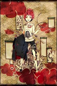Akatsuki Sasori - Divers