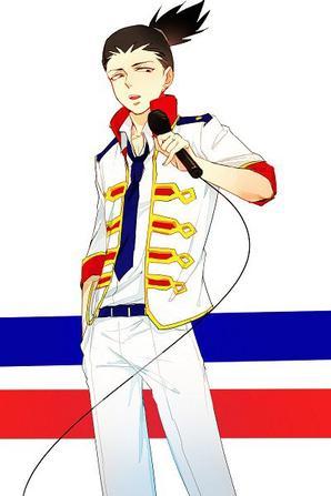 Shikamaru - Adolescent