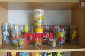 Mes verres,tasses..........