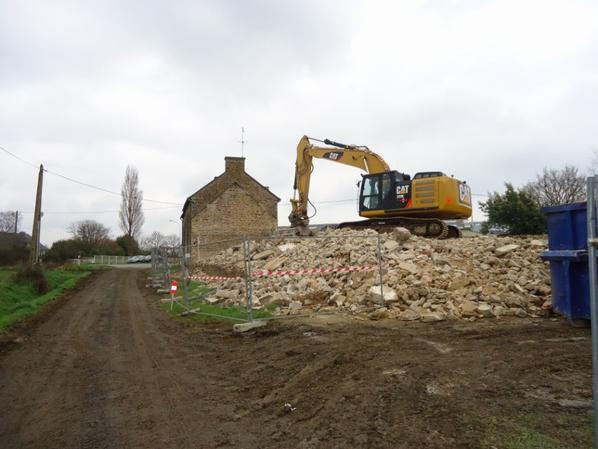 demolition lamballe