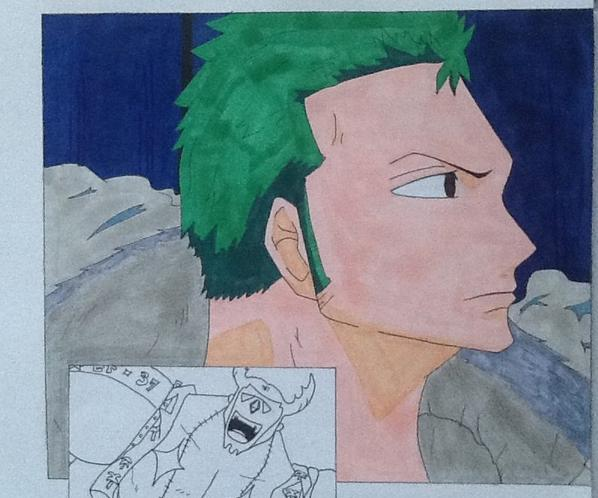 Mes dessins One piece !