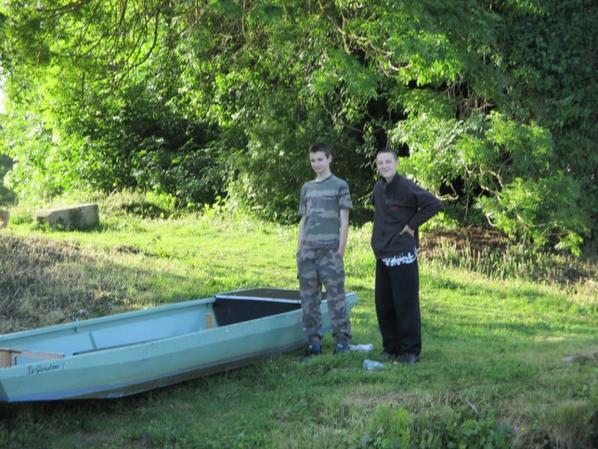 rederie et promenade en barque