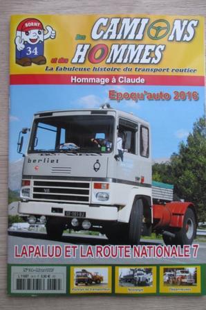 """le magazine """" DES CAMIONS ET DES HOMMES """" !!!!"""