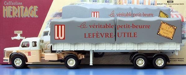 Berliet GLR8 LU.