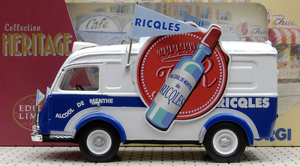 Renault 1000Kg Ricqles.