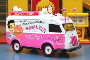 Renault 1000Kg Royal Mint.