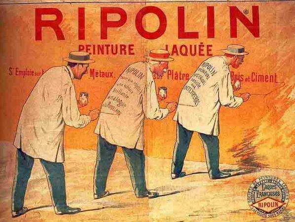 Simca Cargo Ripolin.