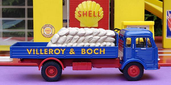 Simca Cargo Villeroy&Boch.