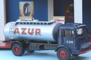 Simca Cargo Azur.
