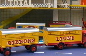 Simca Cargo Pinder Lions-Gibbons.