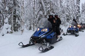 Mon Voyage en Laponie FINLANDE