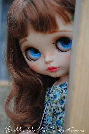 Jeanne : Blythe OOAK by BellaDolla's dolls