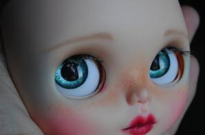FLOCON : blythe OOAK bientôt à l'adoption...