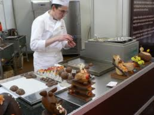 """Chapitre 24: """"La toque du pâtissier"""""""