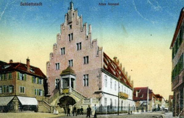 Sélestat Histoire urbaine