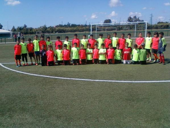 Académie Mohamed 6 Vs Étoile Des Jeunes Bournazel