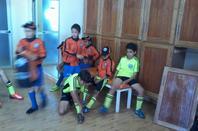 Academy Akesbi fes foot Vs École Étoile Des Jeunes Bournazel