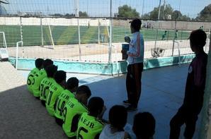 Academy Akesbi fes Vs École Étoile Des Jeunes Bournazel