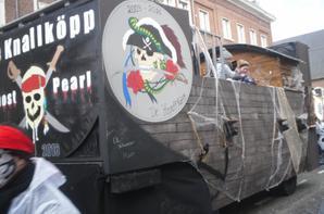 Carnaval EUPEN 2016 partie 1