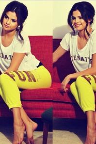 Nouvelles Photos de Selena