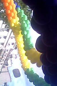 gay pride suite