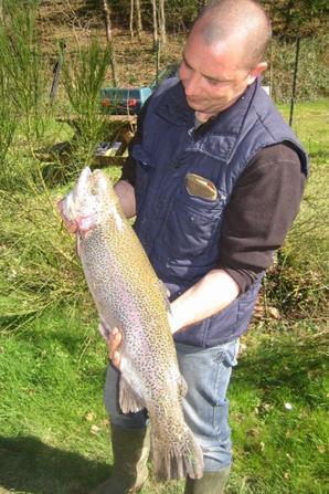 pêche du dimanche matin 9 mars 2014