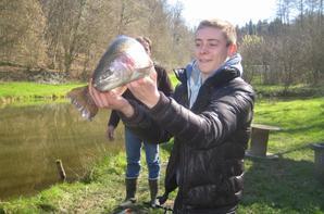 pêche du 10 mars 2014