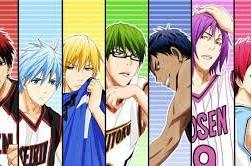 Kuroko no basket ( terminé )