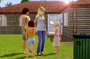 La vie des Amaryllis semble paisible et pleine de surprises amusantes. Pourtant, dans cette famille nombreuse, chacun possède ses petits secrets.