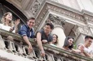 Les acteurs de Violetta à Milan