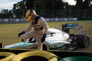 Vettel attaque