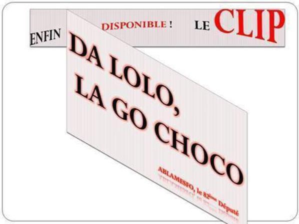 ABLAMESFO ..DA LOLO, LA GO CHOCO.
