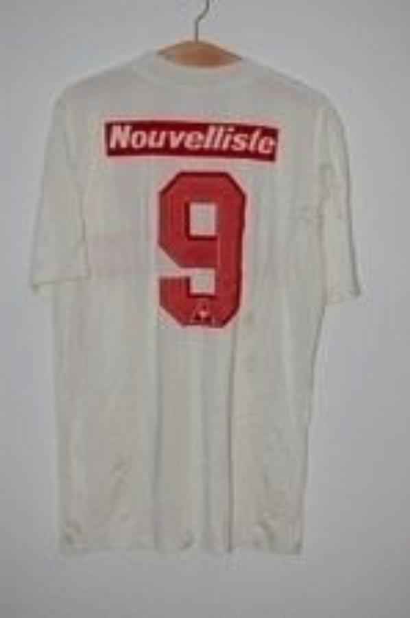 Saison 1986-87 BRIGGER
