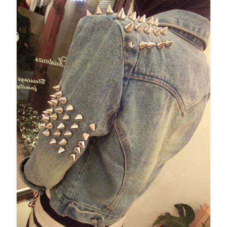 Veste En Jean♥♥ (Trop De Swagg)