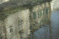 Bar-le-Duc : L'Ornain. Cours d'eau