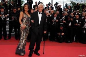 Jean Paul Belmondo et Barbara Gandolfi : Galerie de photos