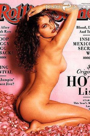 Laetitia Casta : Affiches magazines