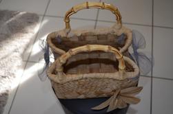 Petit sac anses bambou