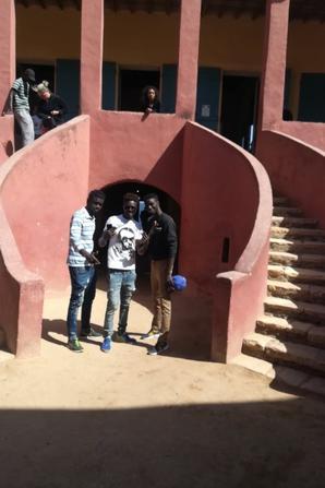 L île de Gorée