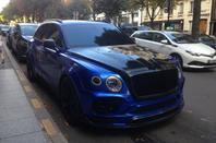 Rolls Royce phantom Mercedes 6x6 et Bentley