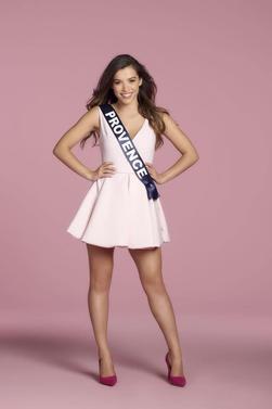 Miss Provence 2017 : Kléofina Pnishi