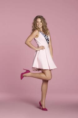 Miss Pays De Loire 2017 : Chloé Guémard