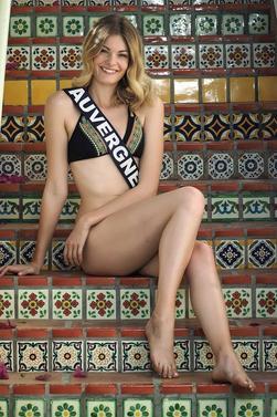 Miss Auvergne 2017 : Marie-Anne Halbwachs