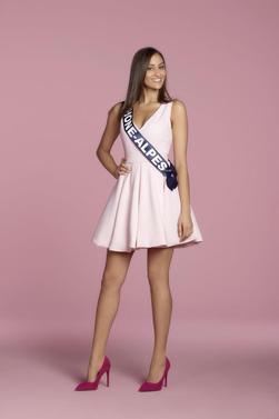 Miss Rhône Alpes 2017 : Dalida Benaoudia