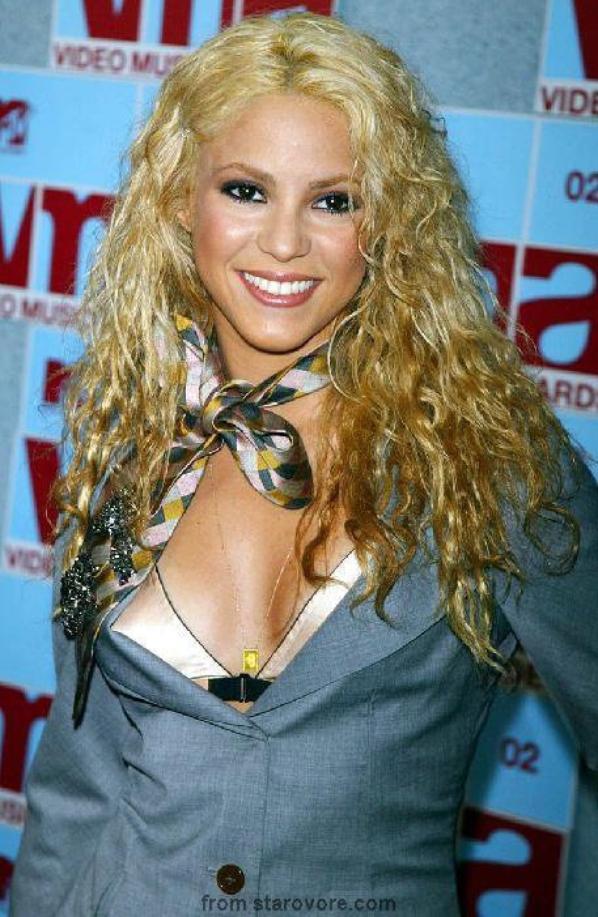 Shakira, la colombienne la plus sexy de son pays !