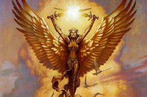 Voici mes anges !