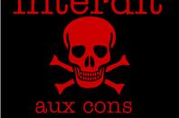 Panneaux d'interdicion vu sur des blogs