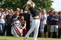 Belle blonde  Sophie Horn