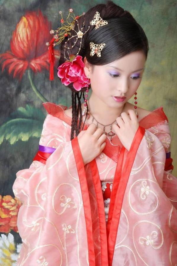La beauté asiatique