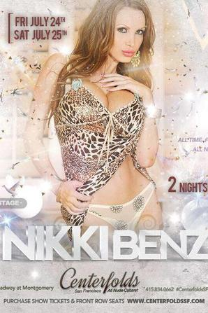 Belle brune : Nikki Benz